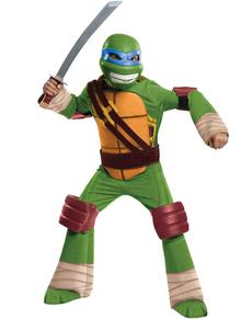 Leonardo Kostüm Ninja Turtles für Kinder