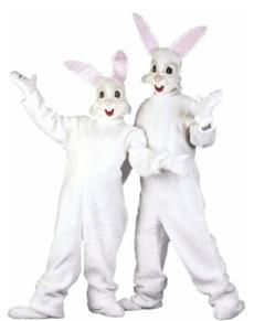 Häschen mit Ohren Kostüm für Erwachsene