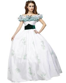 Prinzessin Scarlett Kostüm elegant für Damen