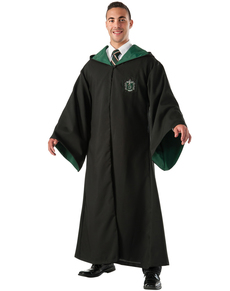 Slytherin Gewand für Herren Harry Potter