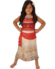 Kostüm Vaiana delux für Mädchen